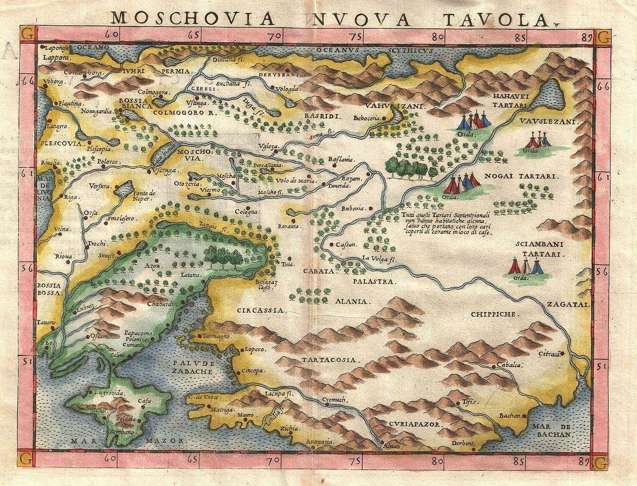 Ein kostenloses Foto einer alten Landkarte, gefunden auf der kostenlosen Foto-Download-Seite Geographicus