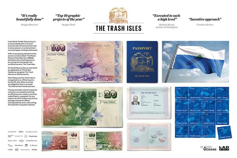 """Trash Isles""-Kampagne"