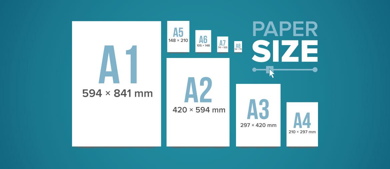 Papierformate Die Gängigsten Maße Und Verwendungszwecke